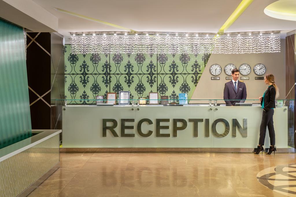 HOTEL QAFQAZ POINT
