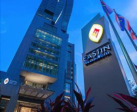 HOTEL Eastin Grand Hotel