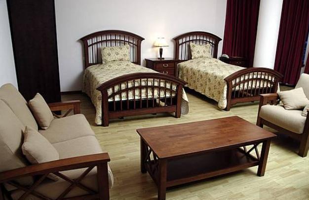 Beaumonde Garden Hotel.double room