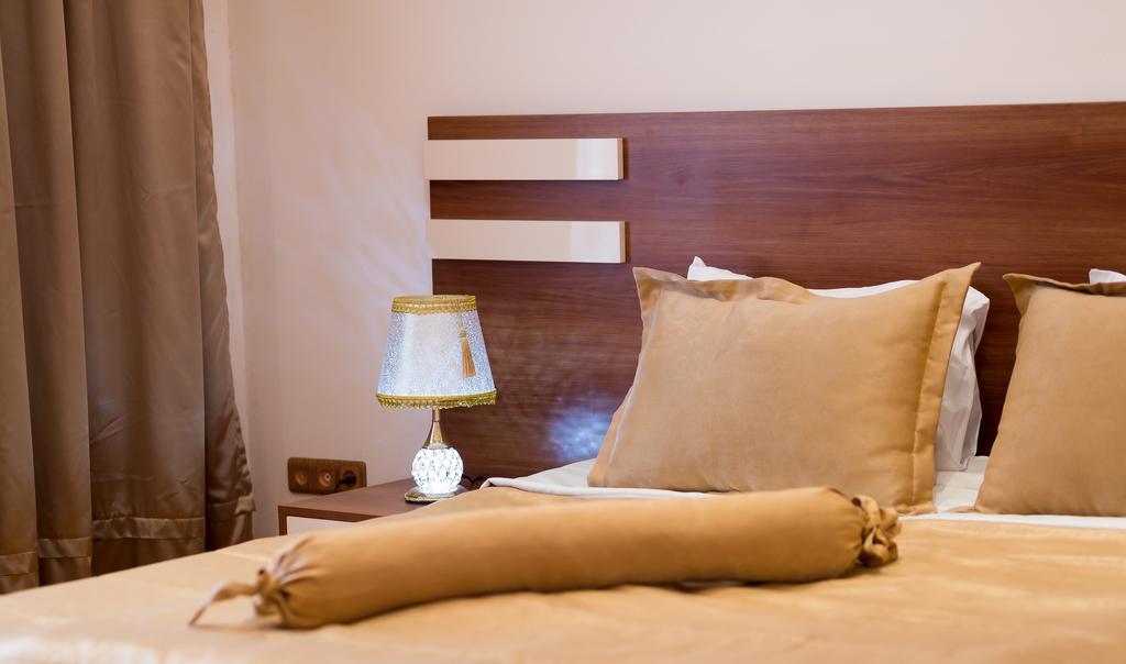 SHARQ Hotel. double room