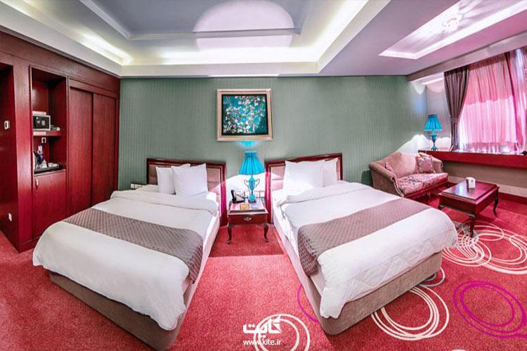 هتل بزرگ شیراز 7