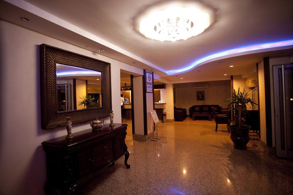 DABAKLAR hotel.