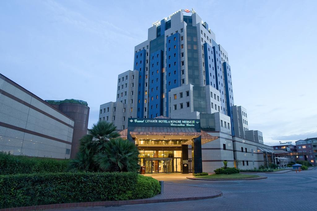 HOTEL GRAND CEVAHIR CONVENTION CENTER