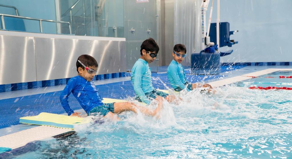 SHARQ Hotel.pool