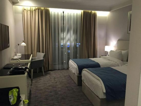 City Avenue.  double room