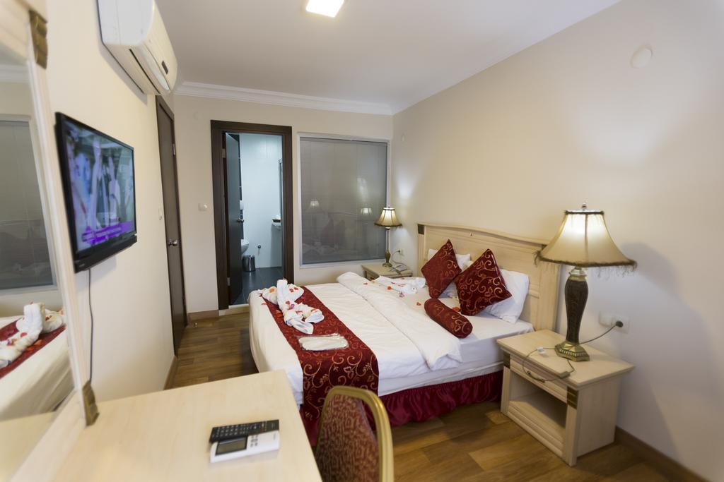 DABAKLAR hotel.room