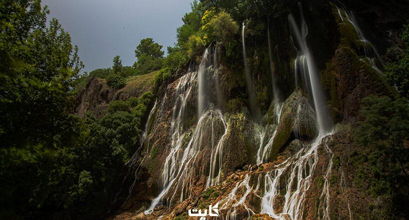 آبشار بیشه کجاست؟ مسیر دسترسی+ تصاویر