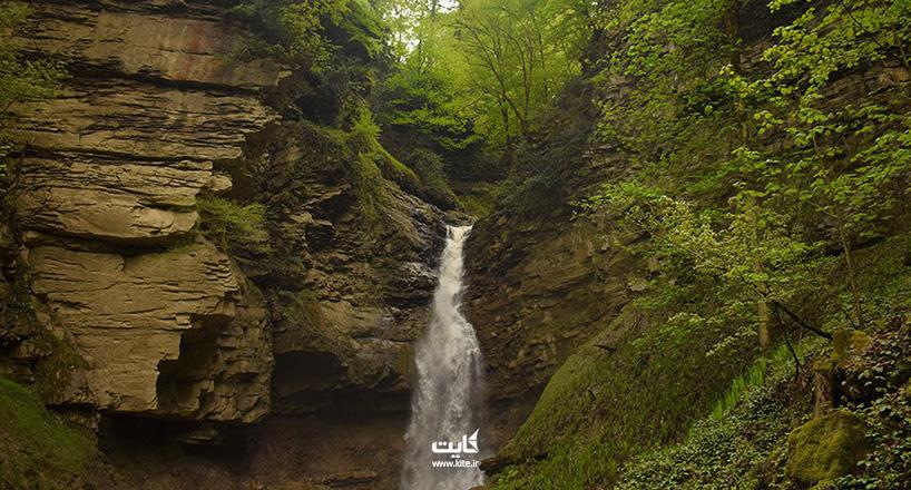 آبشار جِلسنگ کجاست؟ آدرس+ تصاویر+ راهنمای سفر
