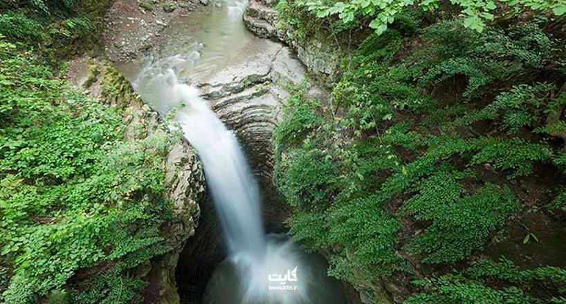 آبشار ویسادار و جاذبههای دیدنی آن