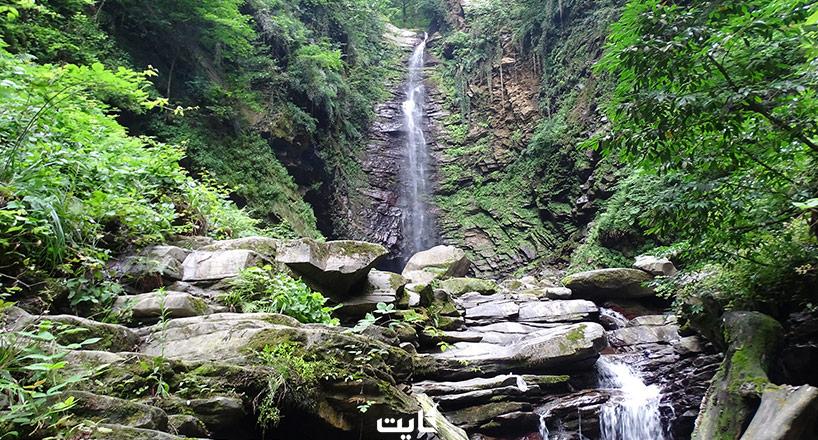 آبشار گزو کجاست؟ مسیر دسترسی+ تصاویر