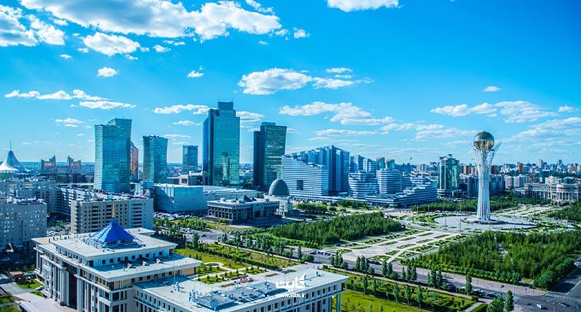 نورالسلطان پایتخت تماشایی قزاقستان