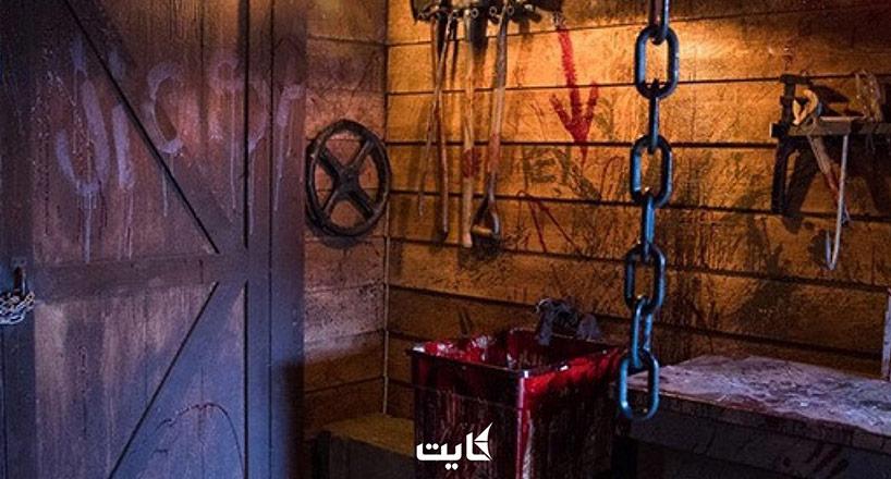 برترین اتاق فرارهای ایران | 8 اتاق فرار برتر ایران