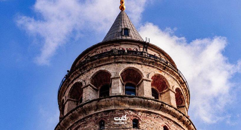 معرفی برج گالاتای استانبول