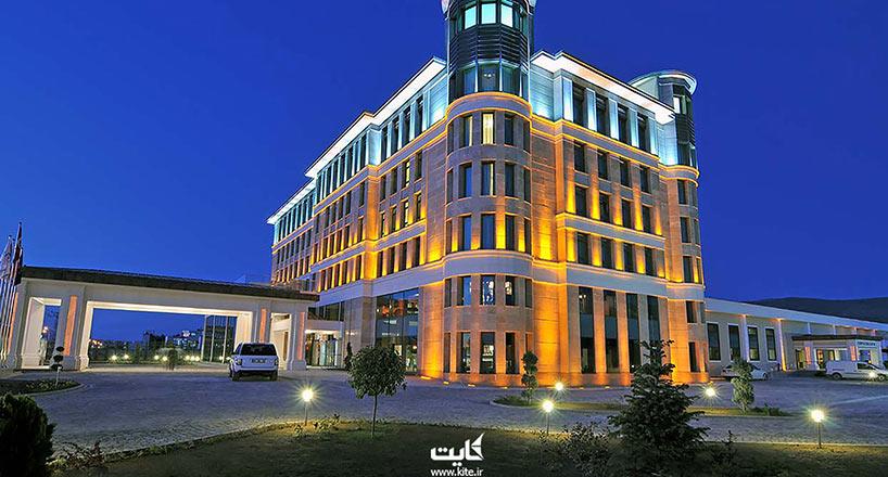 بهترین هتل وان| معرفی بهترین هتلهای ۳، ۴ و ۵ ستارهی شهر وان