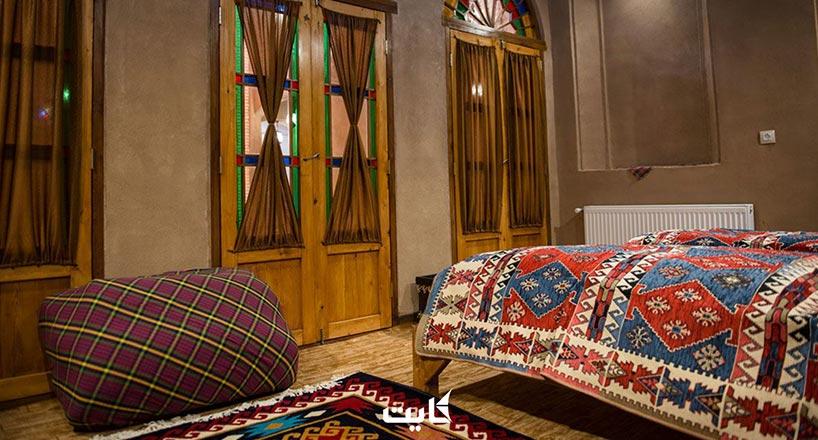 بهترین اقامتگاههای بومگردی ایران   10 اقامتگاه بومگردی برتر