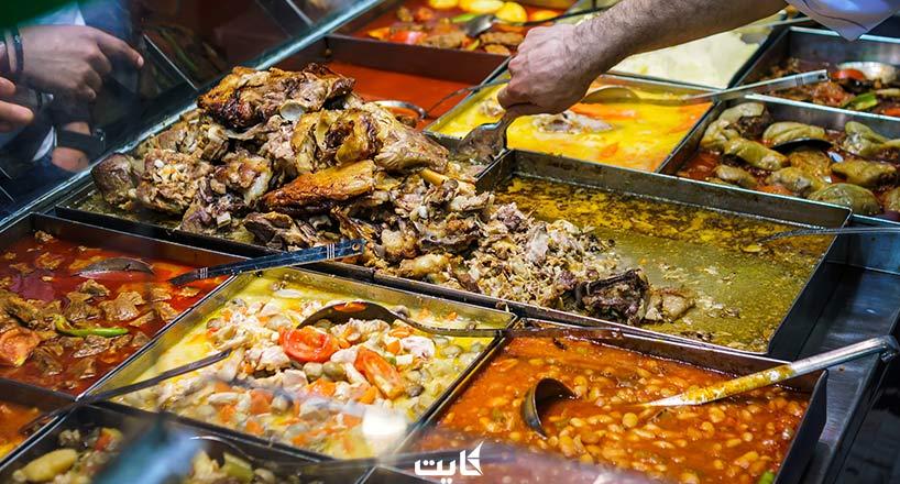 بهترین رستوران آنتالیا | 8 رستوران مناسب ذائقه ایرانی