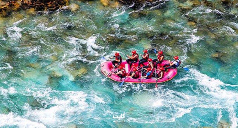 بهترین رفتینگ ایران | بهترین رودخانهها برای رفتینگ در ایران