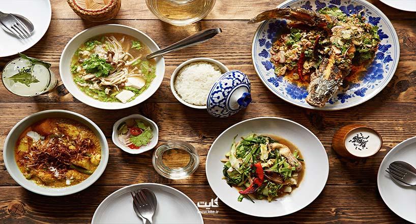 جامع بهترین غذاهای تایلندی | در تایلند چی بخوریم؟