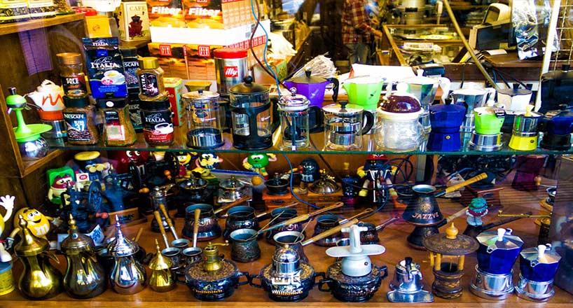 بهترین قهوه ترک تهران | آشنایی با بهترین قهوه فروشیهای تهران