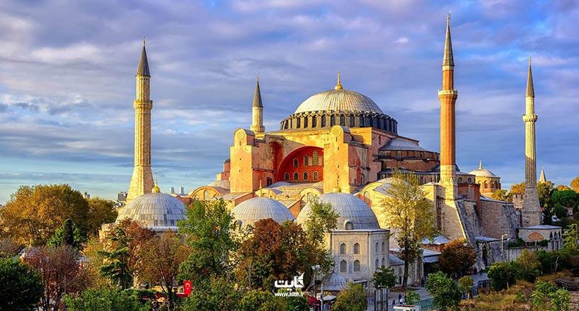 بهترین مکانهای عکاسی در استانبول، کاپادوکیا و پاموکاله