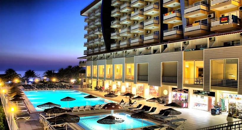 بهترین هتلهای 4 ستاره کوش آداسی | معرفی 5 هتل برتر 4 ستاره