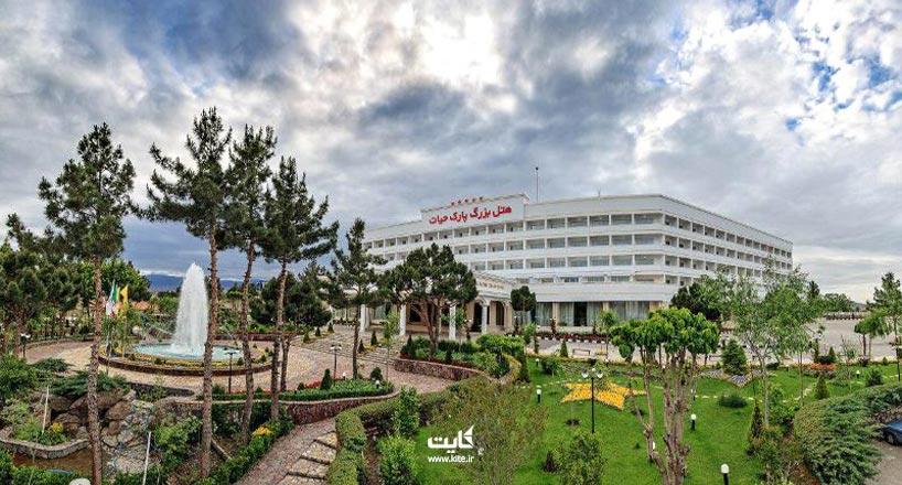 بهترین هتلهای 5 ستاره مشهد  قطب گردشگری مذهبی ایران