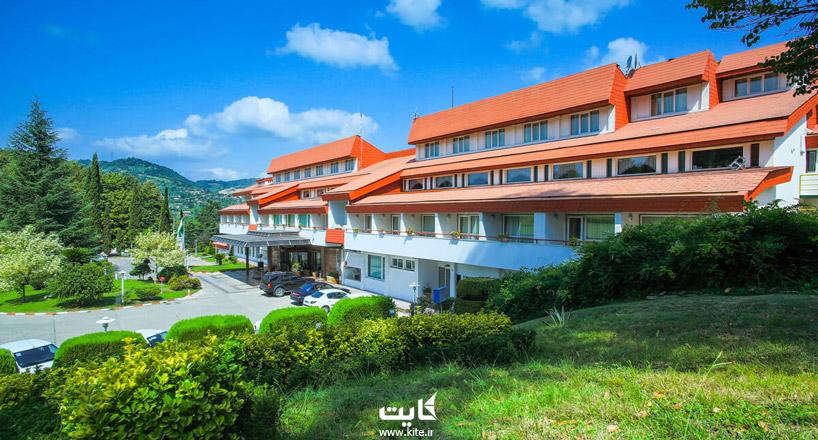 بهترین هتل شمال    10  هتل برتر شمال کشور