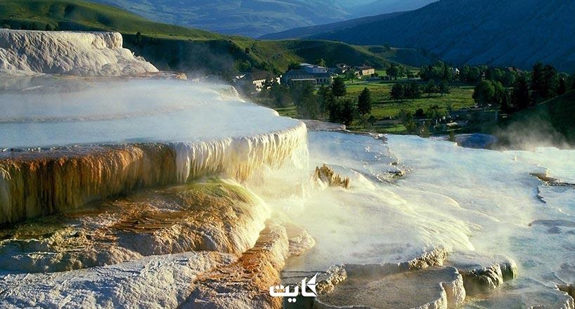بهترین چشمههای آبگرم ایران کجا هستند؟ 12 آبگرم برتر ایران