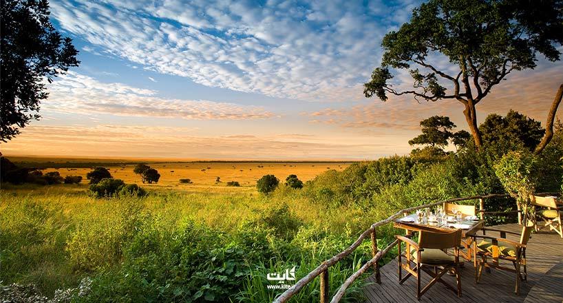 بهترین کشورهای آفریقایی برای سفر