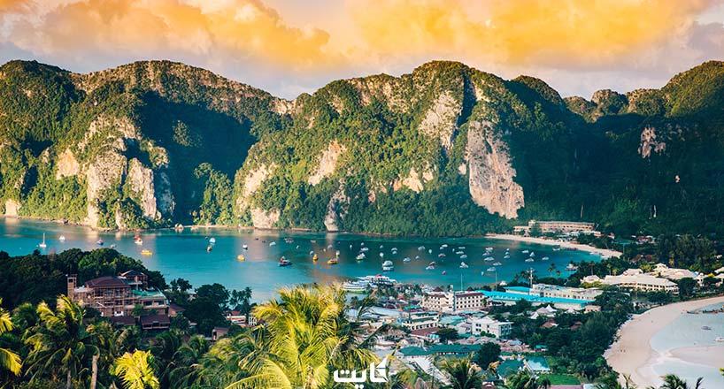بهترین مقاصد گردشگری تایلند کجاست؟ | 12 مقصد هیجان انگیز در تایلند