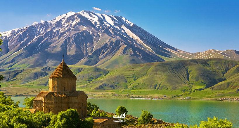 بهترین تفریحات وان ترکیه | لیست 10 تفریح برتر شهر وان