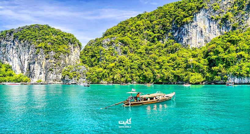 بهترین تور ترکیبی تایلند را از کجا بگیرم؟ بانکوک+پوکت+پاتایا