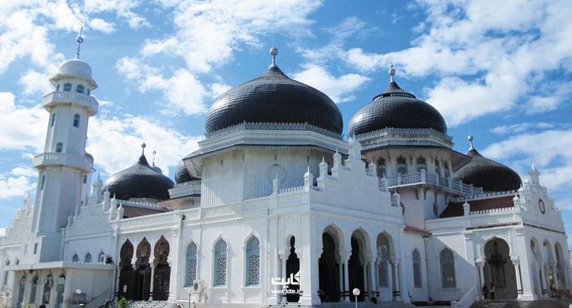 معرفی جذاب ترین مسجدهای مالزی