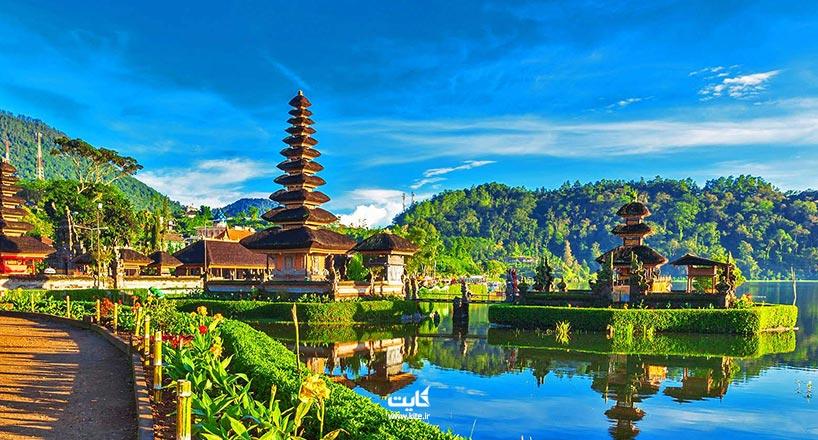 جاذبههای برتر بالی به همراه عکس