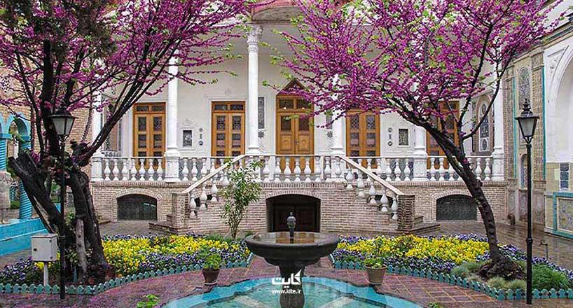 بهترین خانه های تاریخی تهران
