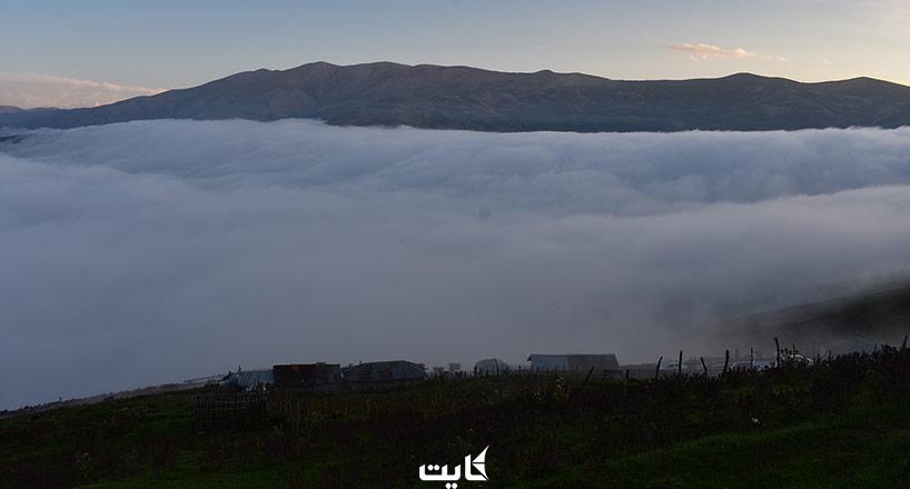 خنکترین مقاصد ایران برای سفر در تیر الی شهریور
