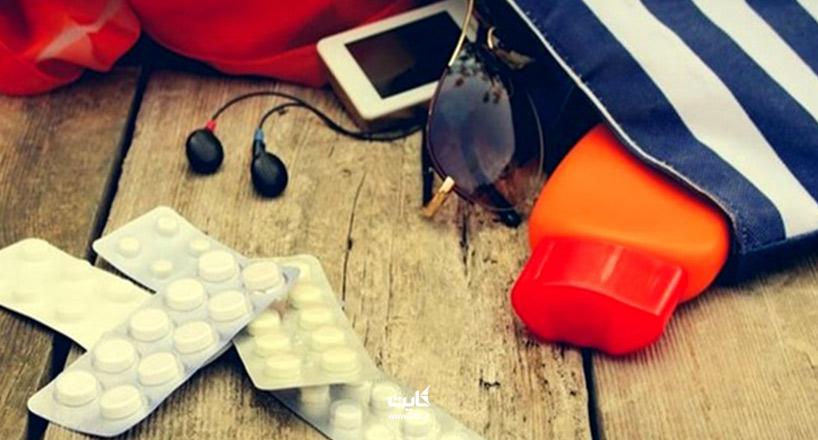 داروهای غیر مجاز در سفر به اروپا | لیست داروهای ممنوعه اروپا