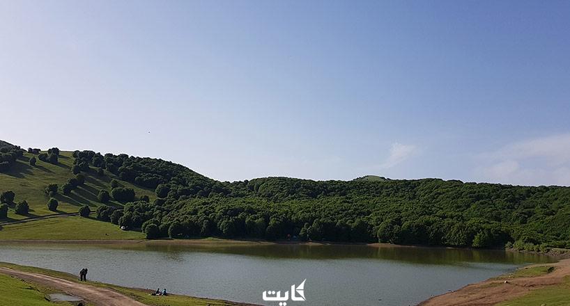 دریاچهی سوها کجاست؟ راهنمای سفر+ تصاویر