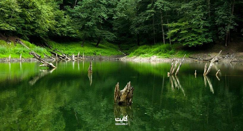 دریاچهی چورت کجاست؟ راهنمای سفر+ آدرس+ تصاویر