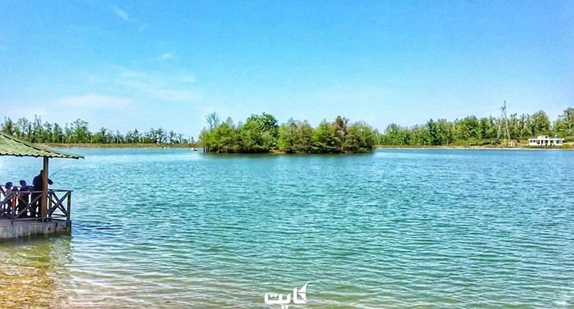 دریاچه آویدر نوشهر | سد نوشهر + تصاویر + آدرس