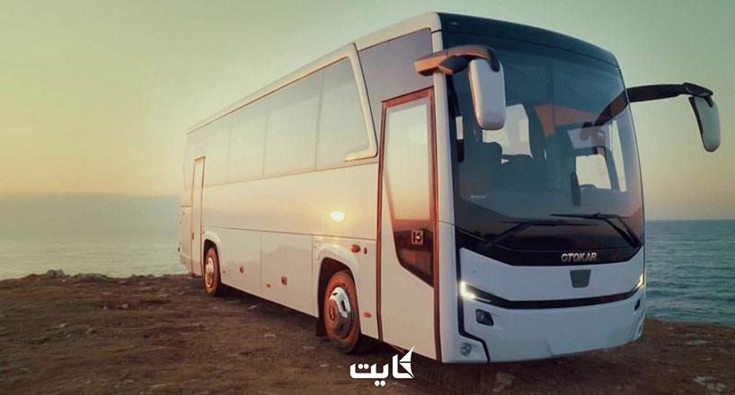 راهنمای سفر به وان با اتوبوس و ون | ونهای خوی به وان