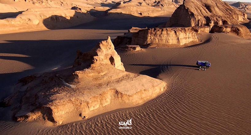 کلوت شهداد کجاست؟ راهنمای سفر و آفرود + جاذبههای گردشگری