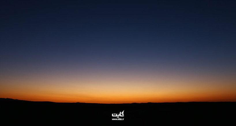 بهترین کویرها برای تماشای آسمان و رصد ستارگان در ایران