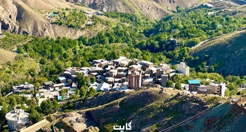 سفر یک روزه به روستای وردیج | مسیر + جاذبههای گردشگری