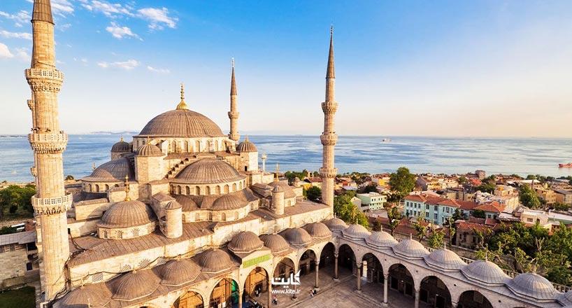 استانبول شهری که هر ایرانی به 10 دلیل باید به آن سفر کند
