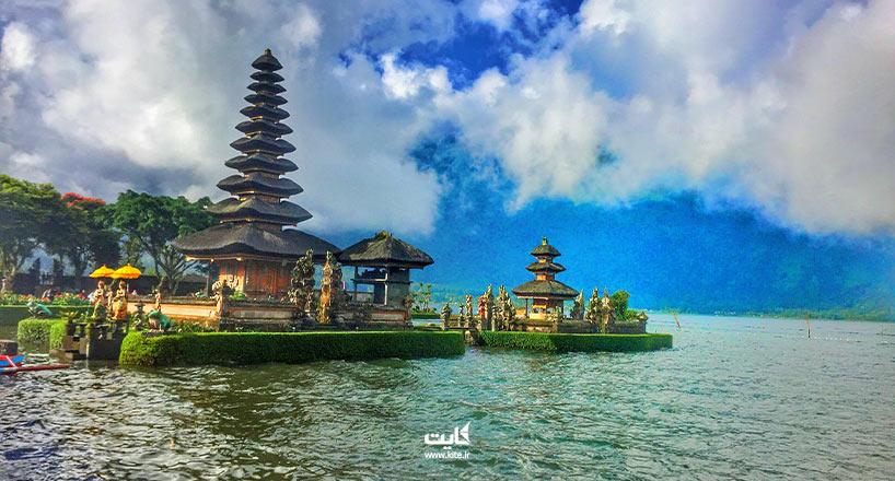 جزیره بالی یا سرزمین خدایان