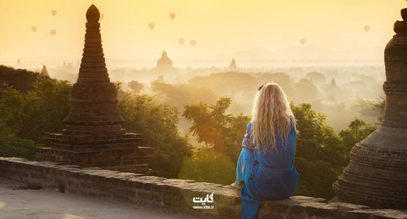 راهنمای سفر به باگان ( شهر هزار معبد )