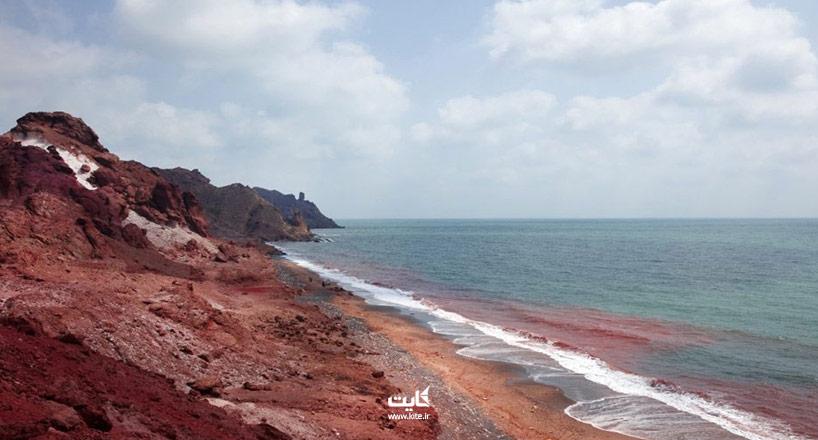 راهنمای سفر به جزیره هرمز | جاذبههای گردشگری و تفریحی هرمز