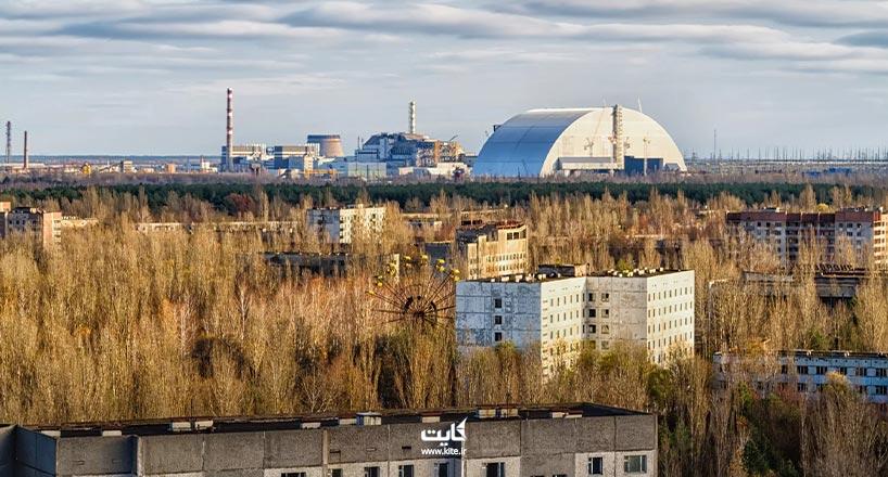 سفر به چرنوبیل در اوکراین: شهر آخرالزمانی یا شهر ارواح؟