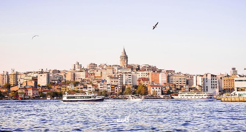 استانبول و هزینههای سفر هوایی به آن